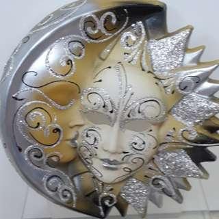 Venetian Masquerade Mask 100% hand made