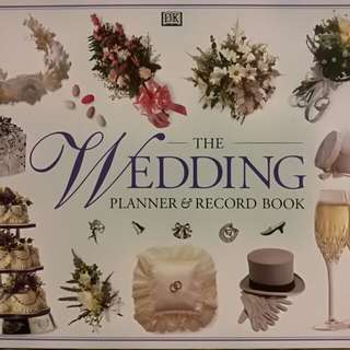 Wedding Planner & Record Book