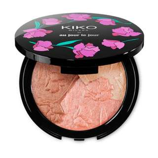 Into the Dark Shimmering Face powder
