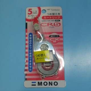 塗改帶替芯 Tombow Mono CT CR5 (CR5)