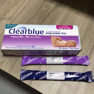 Clearblue Ovulation & Pregnancy Test Kit