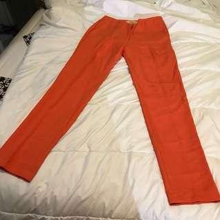 Kivee pants orange