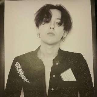 G-Dragon Poster