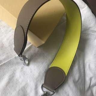 訂造真皮肩帶strap tailor made for kelly Birkin Hermes
