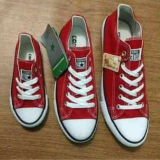Converse Family Set Low Cut with box ♥