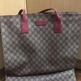Gucci big tote bag