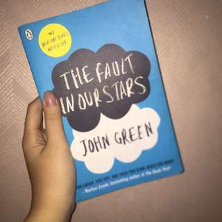 The Fault In Our Stars Novel Inggris