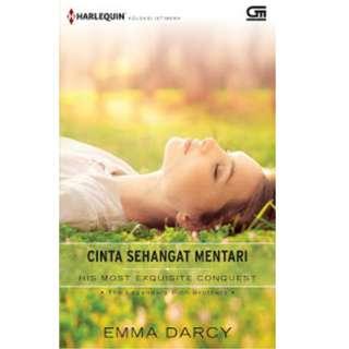 Ebook Cinta Sehangat Mentari (His Most Exquisite Conquest) - Emma Darcy