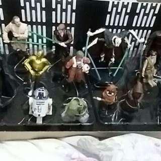 Star wars 20 piece set