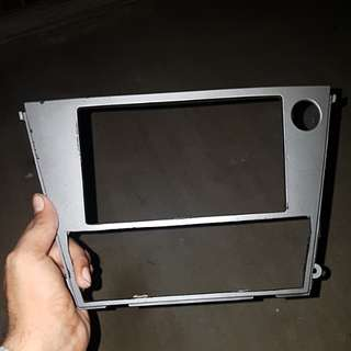 legacy gt dvd panel