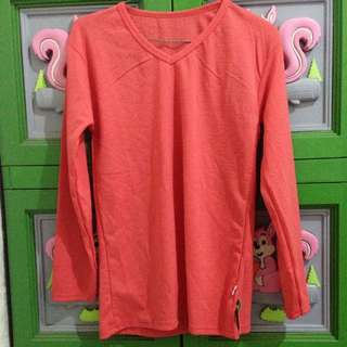 New Kaos Lengan Panjang