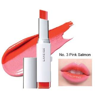 Laneige Two Tone Lip Bar : Pink Salmon