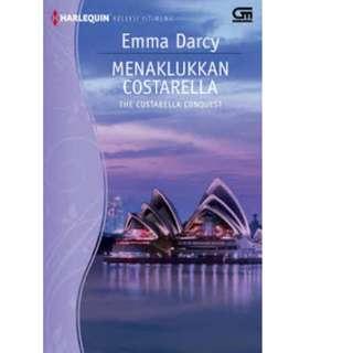 Ebook Menaklukkan Costarella (The Costarella Conquest) - Emma Darcy