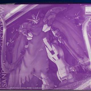 MG 1/100 Gundam Sandrock Custom EW