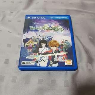 PSVita Tales of Hearts R