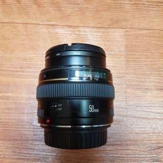 Lensa 50 dan 24-70 Canon (both)