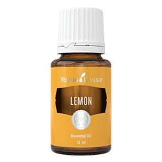 Young Living Lemon Essential Oil Lemon