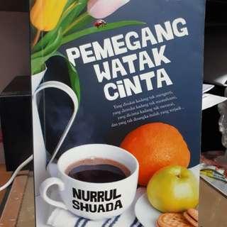 Malay Novel - Pemegang Watak Cinta