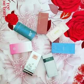 Pocket Perfumes