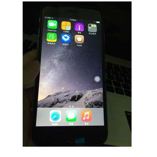 iphone6 64G 灰色 原裝