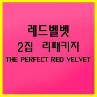 Red Velvet Repackage Album: The Perfect