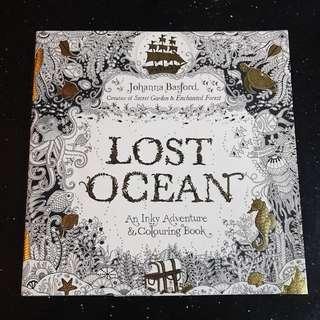 Johanna Basford's Lost Ocean