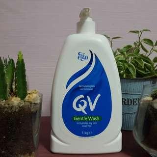 (Instock) Qv gentle wash 1litree