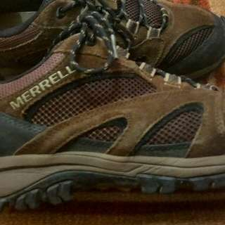 Sepatu Merrel Original Low Outdoor Trekking Hiking super murah 2nd
