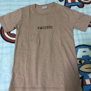 """Awesome"" T-shirt"