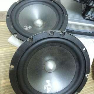 Mohawk pair 6.5inch speaker