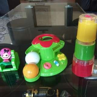 3 in 1 set toys