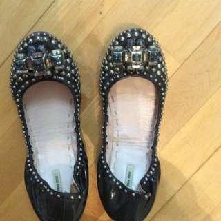 Miu Miu 芭蕾舞鞋 size 36.5