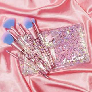 IN STOCKS Limecrime 7pcs Aquarium Brush Set