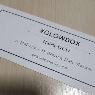 Hair by Duo voucher for Hair cut + Hydrating Hair Masque