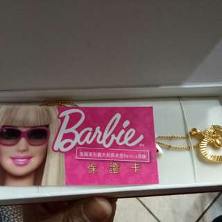 🚚 芭比娃娃項鏈(價錢可議)