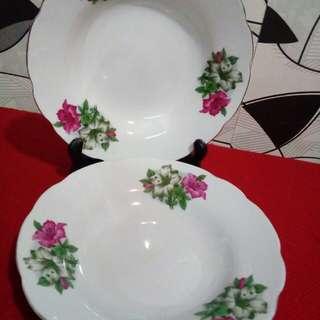 Pinggan Makan Bunga Kangkung
