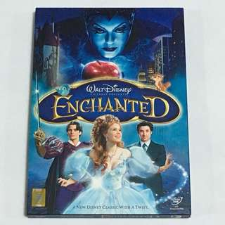1DVD•30% OFF GREAT CNY SALE {DVD, VCD & CD} ENCHANTED : A NEW CLASSIC WITH A TWIST - DVD