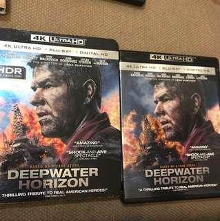 (2017 Blu-ray) Deepwater Horizon Blu-ray