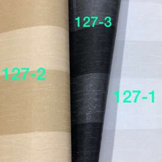 Wallpaper dinding motif salur horizontal roll besar korea