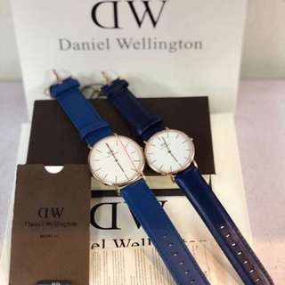 DW CLASSIC LIMITED BLUE (40/36mm)