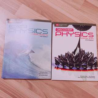 Combined Physics Textbook for 3NA to 5NA