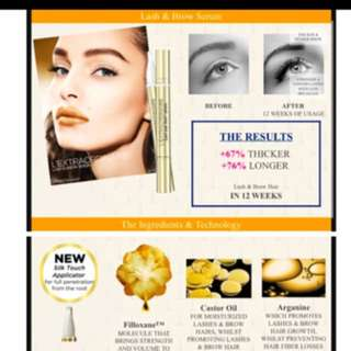 ❤️CNY LUCKY $16.80 SALE!!! 💛 SPARSE LASHES❓NO BROWS❓ LASH & BROWS GROWTH MAGIC SERUM!!! ❤️Loreal  L' EXTRAORDINAIRE LASH & BROW SERUM 1ST INTENSIVE THICKENING SERUM* WITH FILLOXANE™ TO REPAIR AND DENSIFY LASHES AND BROWS