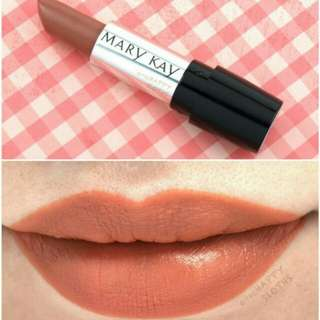Mary Kay® Gel Semi-Matte Lipstick (Rich Truffle)