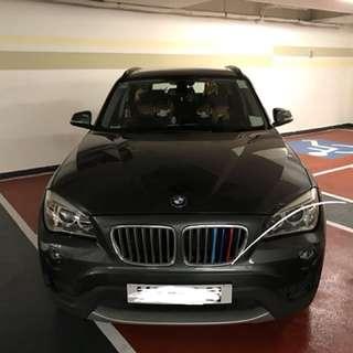 BMW X1 XDRIVE20i 2013