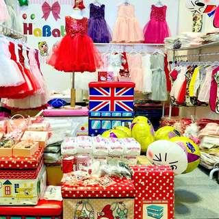 HaBabe's Baby Fair @ Suntec Hall 401