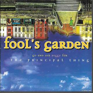 MY CD - FOOL'S GARDEN /FREE DELIVERY BY SINGPOST
