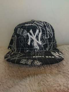 MLB new York Yankee new era ny 7 1/8 size 59 fifty