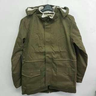 (減價) 👧 Winter Girl's Jacket (Fit for 12yrs old) 冬.女童棉外套 (適合12歲)