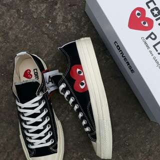 CONVERSE 70's Comme Des Garcons [CDG] High Quality