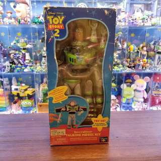 Toy story Buzz 巴斯光年